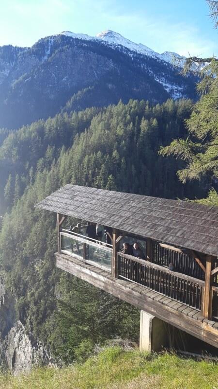 Rafting a turistika v Rakousku